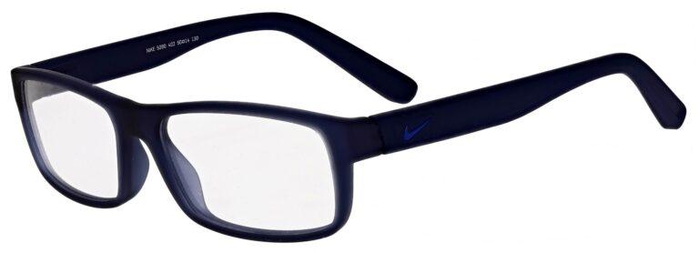 Nike 5090 Prescription Eyeglasses in Matte Midnight Navy NI-5090-402