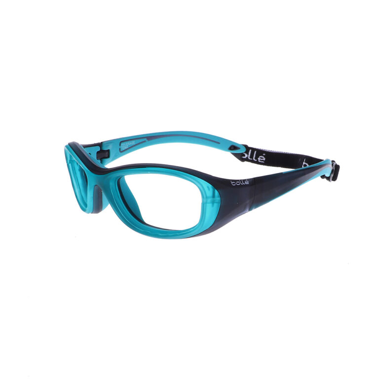 Bolle Coverage 12383 Black and Turquoise