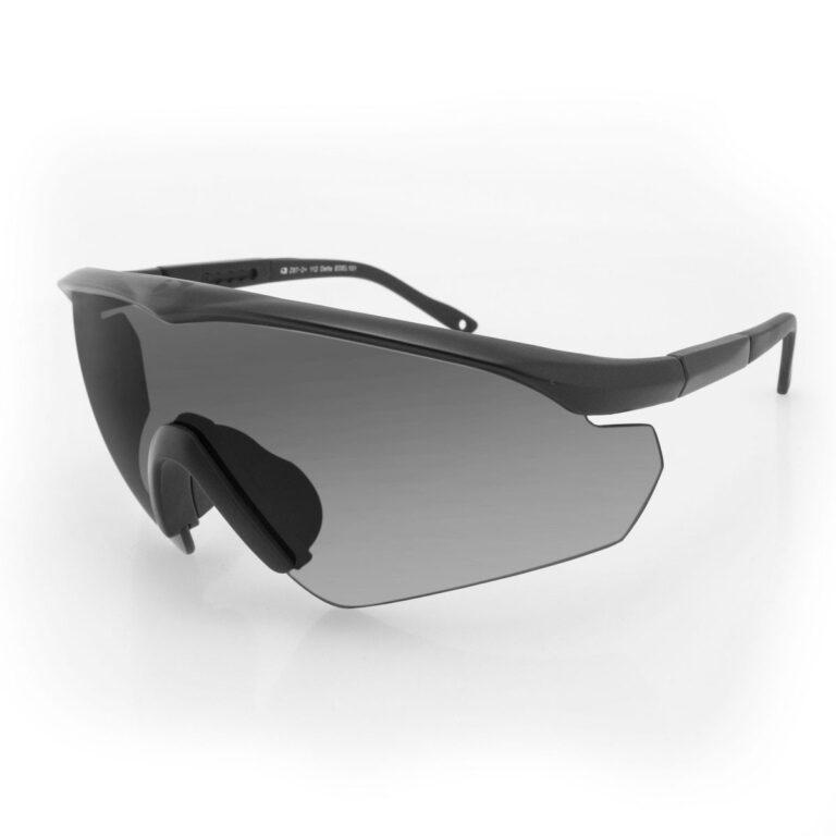 Bobster Delta Sunglasses, Black Frame