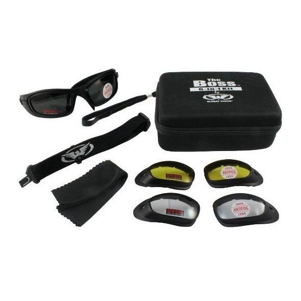 Global Vision Boss Kit A/F