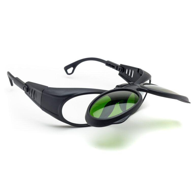 IR Protection Safety Glasses IR-17004-BK