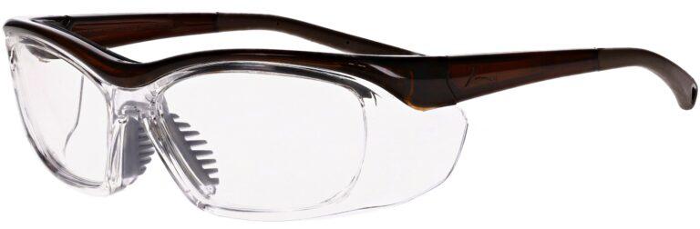 OnGuard Model OG-220S Prescription Safety Glasses in Clear OG-220S-CL