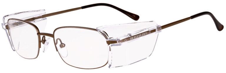 OnGuard 140 Prescription Safety Glasses