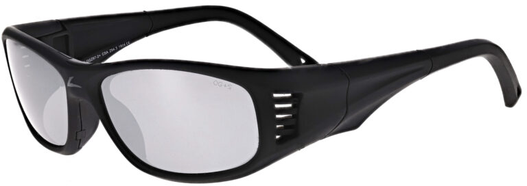 OnGuard 240S Safety Glasses in Black