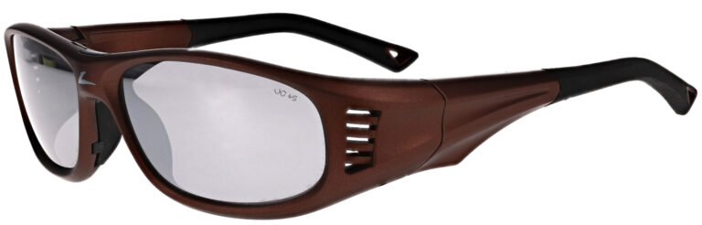 OnGuard 240S Safety Glasses in Red