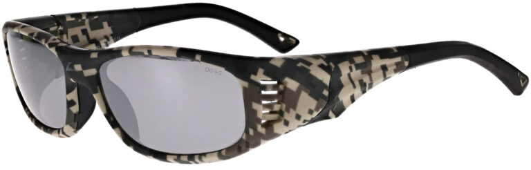 OnGuard 240S Safety Glasses in Camo