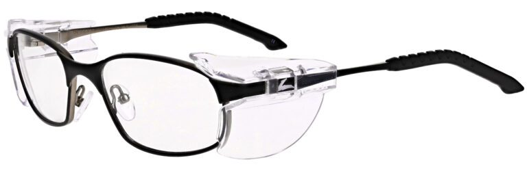 OnGuard 508 Safety Glasses in Black
