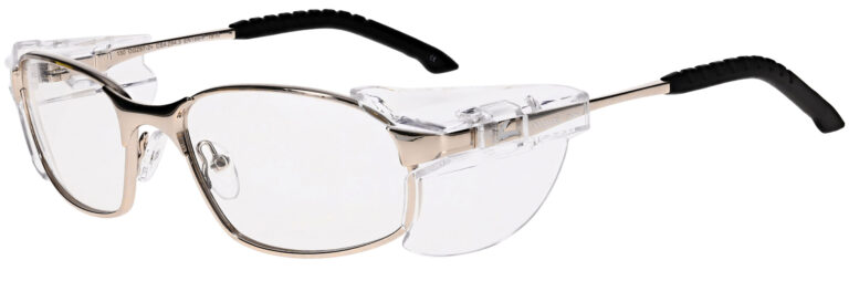 OnGuard 508 Safety Glasses in Gold