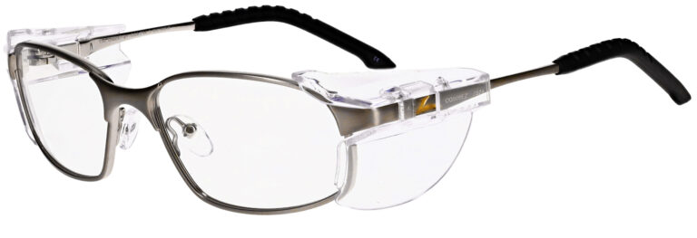 OnGuard 508 Safety Glasses in Pewter