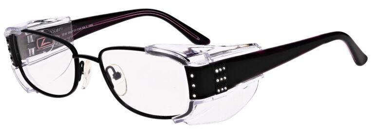 OnGuard 611 Prescription Safety Glasses