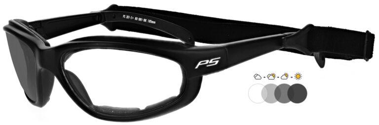 Photochromic Safety Glasses, PSG-TG-901