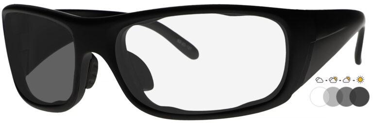 Photochromic Safety Glasses, PSG-TG-P820