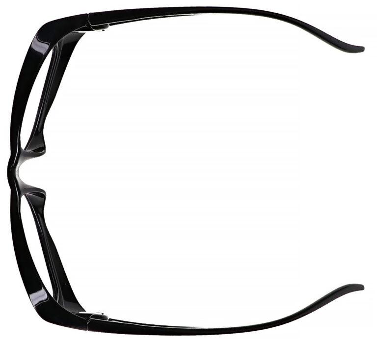 Model RX-375 Safety Glasses in Black RX-375-BK