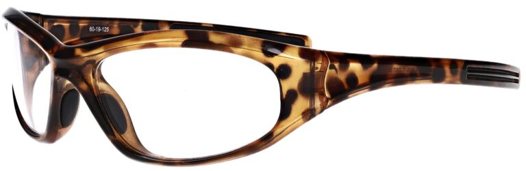 Prescription Safety Glasses Model RX-506-T in Tortoise