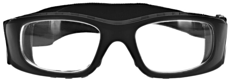 Prescription Safety Goggle Model RX-JY7-GOGGLE in Black