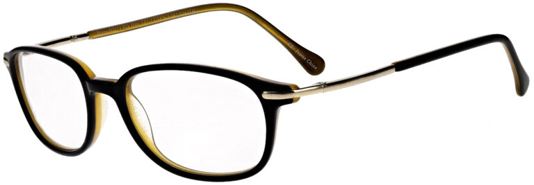 OnGuard SG111 Safety Glasses in Black/Honey