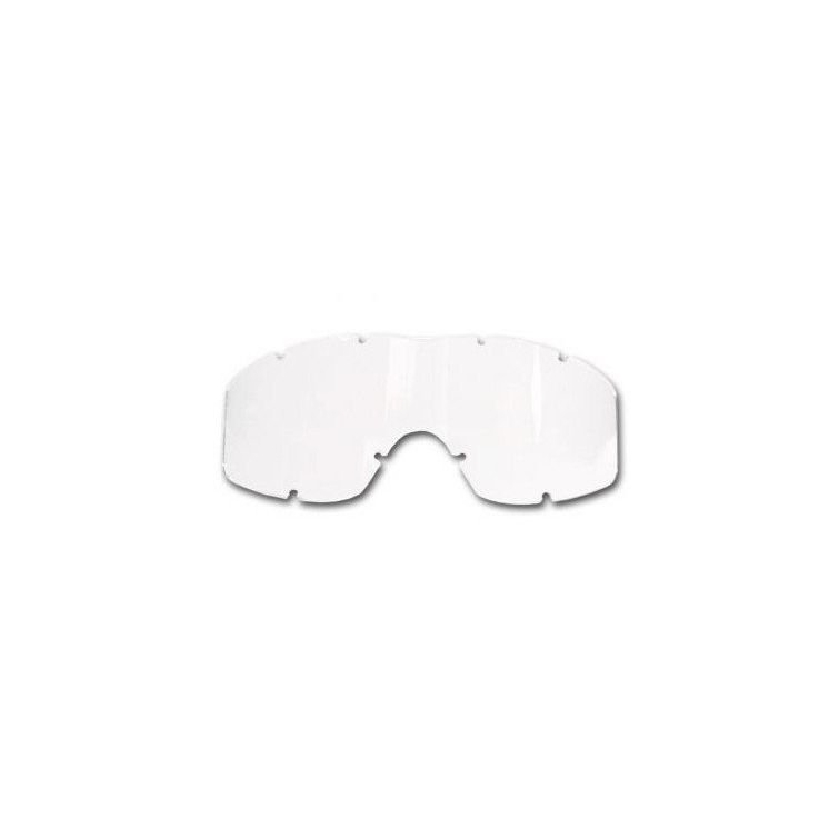 ESS Asian-Fit Profile Clear replacement Lens #740-0260