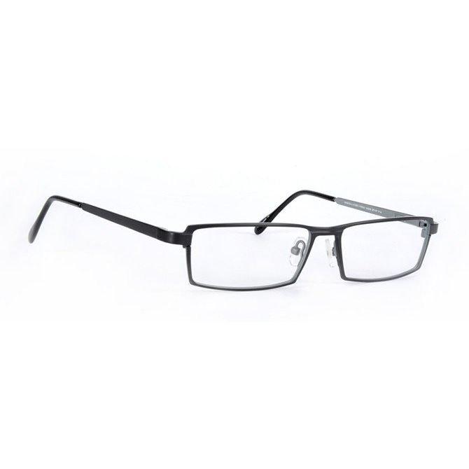 HUDSON OPTICAL PRESCRIPTION SAFETY GLASSES THIN RIM SERIES 10