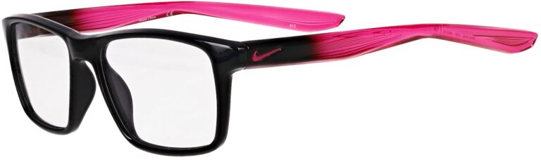 Nike 5002 Prescription Eyeglasses in Black Fade NI-5002-016