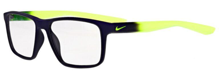 Nike 5002 Prescription Eyeglasses in Matte Gridiron Fade NI-5002-037
