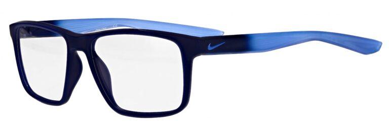 Nike 5002 Prescription Eyeglasses in Matte Midnight Navy NI-5002-422