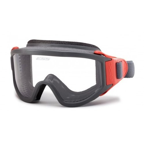 ESS Striketeam X-Tricator Wildland Fire / Rescue Goggles with Clear Lens