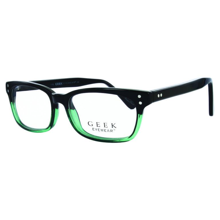 GEEK L BLACK GREEN
