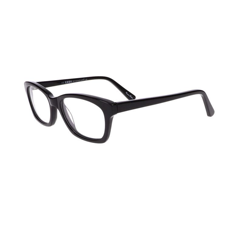 Geek 115 Eyeglasses LBI-GK115-BK