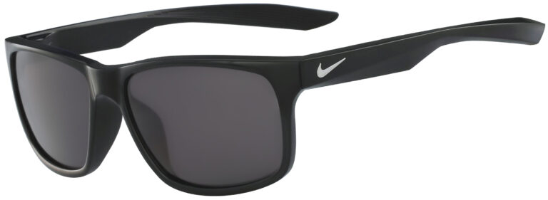 Nike Essential Chaser - Black Frame with Polarized Gray Lens