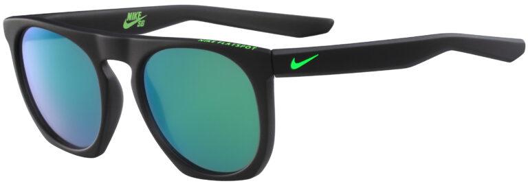 Nike Flatspot in Matte Seaweed Frame with Gray Green Lens, NI-EV1045-304