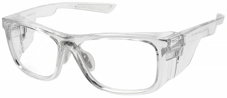 RX-15011 Safety Glasses in Crystal Clear