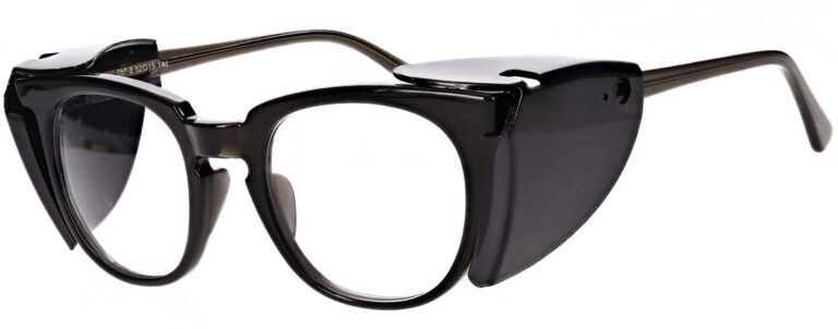 Model RX-70-PC Safety Glasses in Grey RX-70PC
