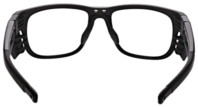 Model RX-F126 Safety Glasses in Black RX-F126-BK