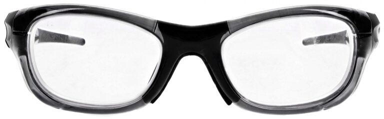 Model RX-Q100 Plastic Safety Glasses in Black RX-Q100-BK