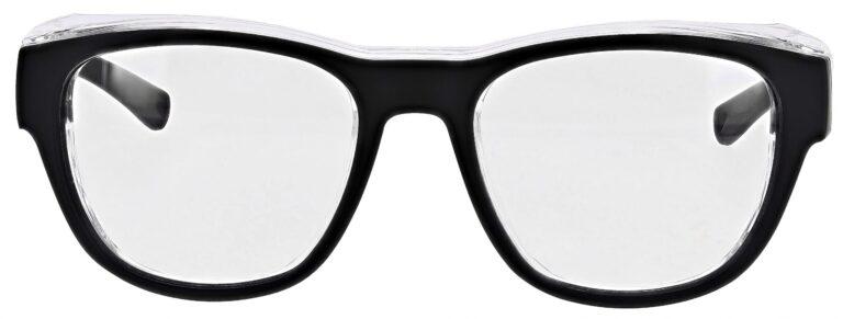 Model RX-X26 Safety Glasses in Black RX-X26-BK