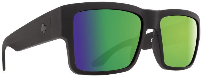 Spy Cyrus Plastic Prescription Sunglasses in Matte Black SPY-CYRUS-MBKBZ