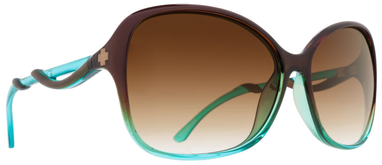 Spy Fiona Prescription Sunglasses in Mint Chip Fade SPY-FIONA-MNT