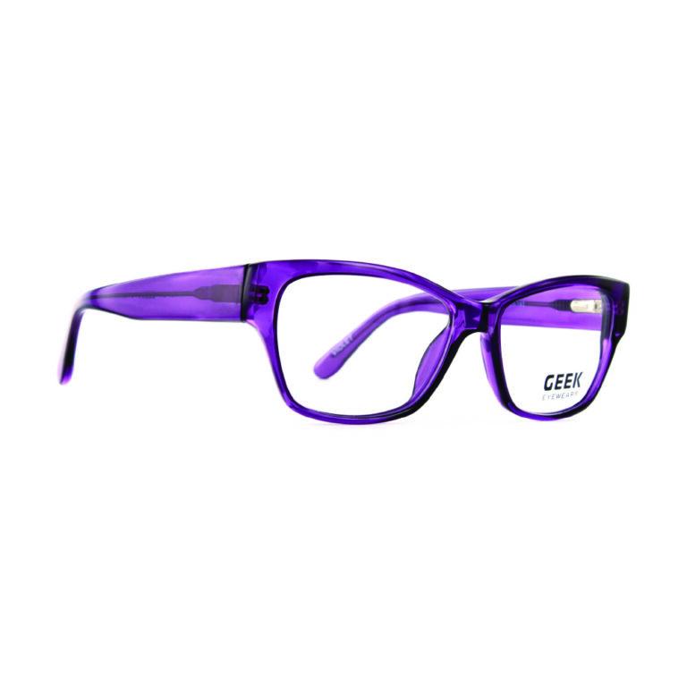 Geek Fancy Cat Eyeglasses