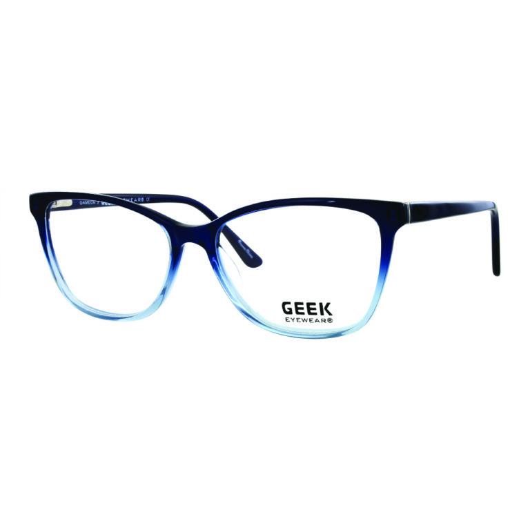 Geek Game On 2 Eyeglasses