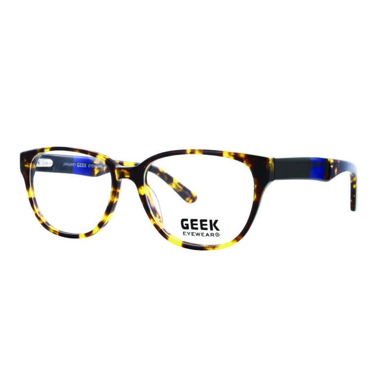 Geek January Eyeglasses