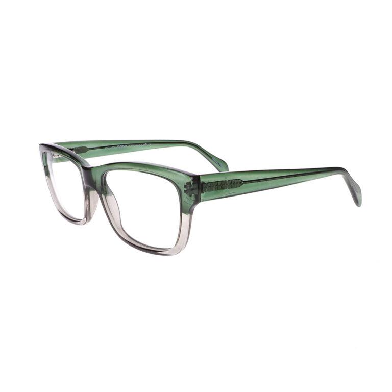 Geek Galaxy Eyeglasses in Grey/Green LBI-GK-GALAXY-GRGY