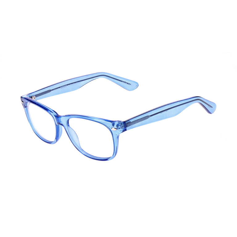 Geek Rad09 Eyeglasses in Blue LBI-GK-RAD09-BL