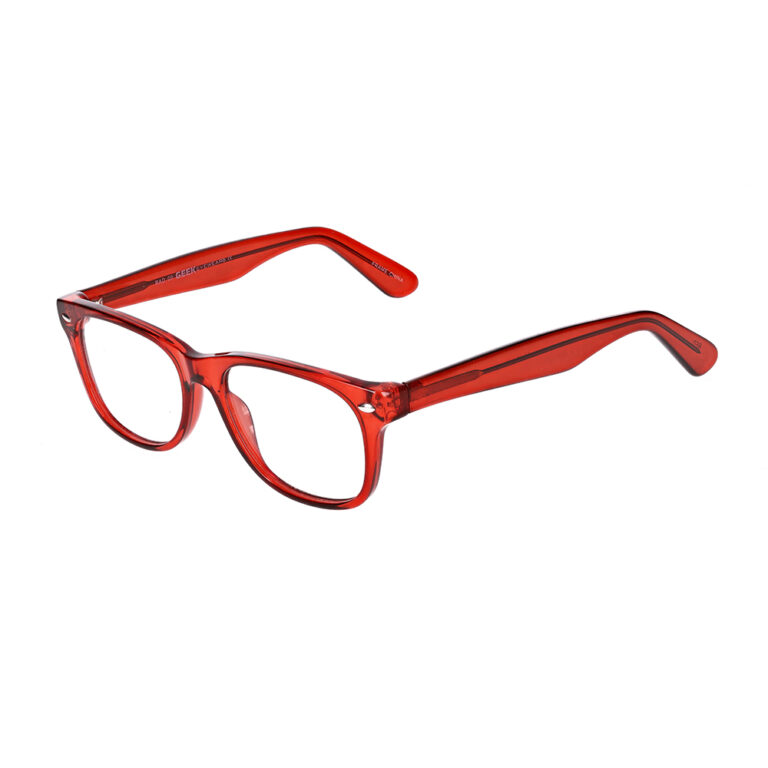 Geek Rad09 Eyeglasses in Red LBI-GK-RAD09-R