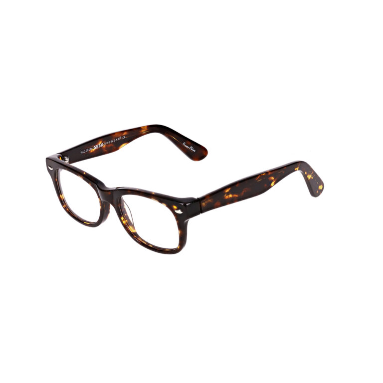 Geek Rad09 Eyeglasses in Tortoise LBI-GK-RAD09-T