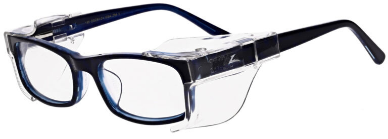 OnGuard 401 Safety Glasses in Blue