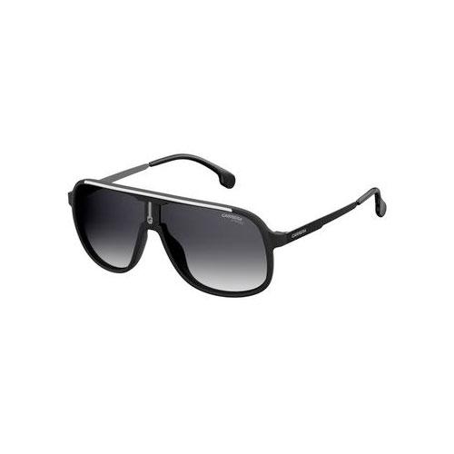 NEW CARRERA SUNGLASSES EYEGLASSES OPTICAL LARGE BLACK CASE W// CLOTH