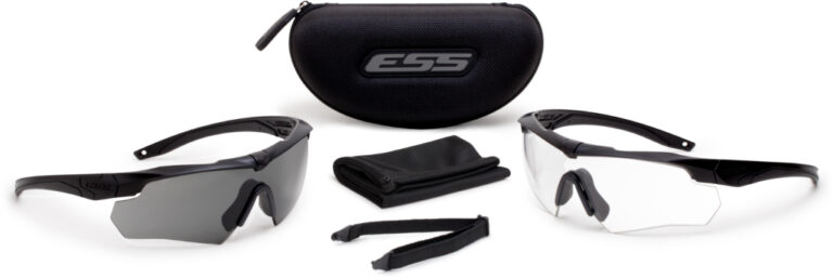 ESS Crossbow Ballistic Eyeshield,  2X Kit