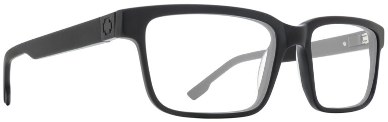Spy Rafe Eyeglasses in Matte Black