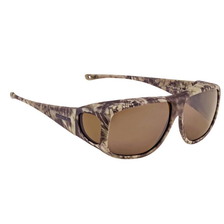Jonathan Paul Aviator Fitover Sunglasses