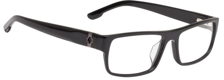Spy Vaughn Eyeglasses in Black